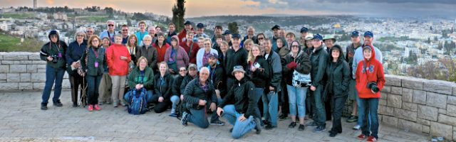 religious trips to israel